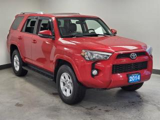 Used 2014 Toyota 4Runner SR5 V6 5A for sale in Port Moody, BC