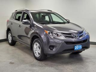 Used 2015 Toyota RAV4 AWD LE for sale in Port Moody, BC