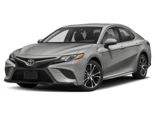 New 2020 Toyota Camry SE for sale in Moncton, NB