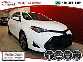 Used 2019 Toyota Corolla LE* AUTOMATIQUE* TOIT* SIEGES CHAUFFANTS for sale in Québec, QC