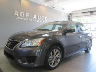 Used 2014 Nissan Sentra SR for sale in Longueuil, QC
