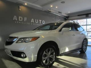 Used 2015 Acura RDX SH-AWD Technology Package NAVIGATION for sale in Longueuil, QC