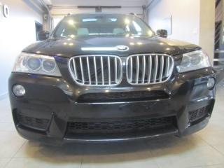 Used 2013 BMW X3 35i XDRIVE M SPORT PACKAGE for sale in Longueuil, QC