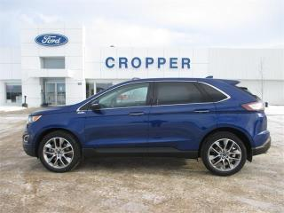 Used 2015 Ford Edge Titanium for sale in Naicam, SK