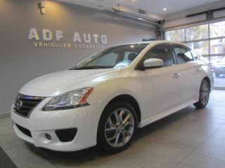 Used 2014 Nissan Sentra SR Automatique for sale in Longueuil, QC