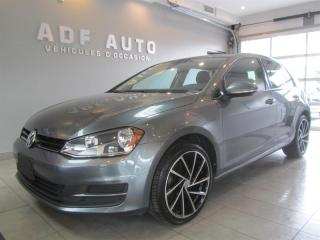 Used 2017 Volkswagen Golf 1.8 TSI LOOK GOLF R for sale in Longueuil, QC