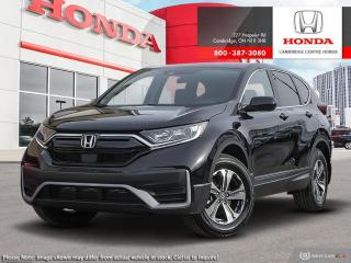 New 2020 Honda CR-V LX AWD for sale in Cambridge, ON