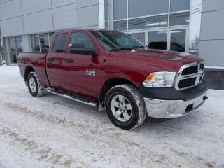 Used 2014 RAM 1500 SXT QUAD CAB 4X4 for sale in Rivière-Du-Loup, QC