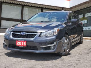 Used 2016 Subaru Impreza 2.0i Sport Package Back-Up Camera | Sunroof | CERTIFIED for sale in Waterloo, ON