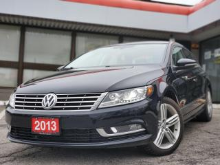 Used 2013 Volkswagen Passat CC Sportline Leather | Back-Up Camera | CERTIFIED for sale in Waterloo, ON