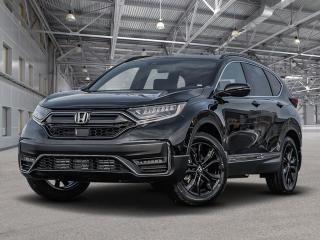 New 2020 Honda CR-V Black Edition for sale in Vancouver, BC