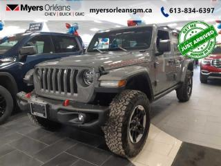 Used 2019 Jeep Wrangler Unlimited Rubicon  RUBICON - Low Mileage for sale in Orleans, ON