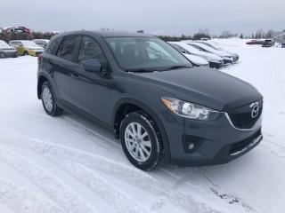 Used 2013 Mazda CX-5 Gs awd +toit for sale in Lévis, QC