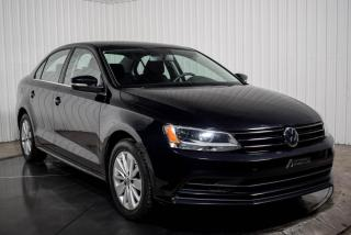 Used 2016 Volkswagen Jetta TRENDLINE PLUS A/C TOIT MAGS for sale in Île-Perrot, QC
