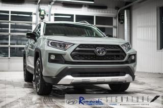 Used 2019 Toyota RAV4 AWD Trail chez Rimouski Hyundai for sale in Rimouski, QC