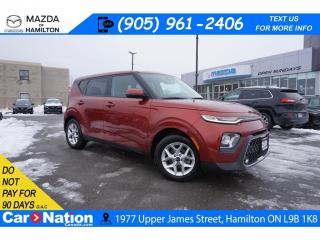 Used 2020 Kia Soul EX | BLIND SPOT DETECTION | HEATED STEERING WHEEL for sale in Hamilton, ON