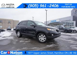 Used 2012 Kia Sorento LX V6 LX | AS-TRADED | AWD | PARKING SENSORS | XM RADIO for sale in Hamilton, ON
