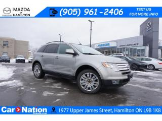 Used 2008 Ford Edge Limited LIMITED | AS-TRADED | AWD | HTD SEATS | LEATHER for sale in Hamilton, ON