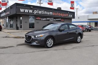 Used 2018 Mazda MAZDA3 50th Anniversary Edition PRICE REDUCED TO $22,295.00 CALL TODAY for sale in Saskatoon, SK