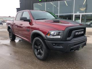 Used 2019 RAM 1500 Classic Warlock 4x4 Crew Cab 5'7  Box for sale in Ingersoll, ON
