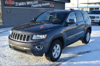 Used 2015 Jeep Grand Cherokee Laredo NO ACCIDENTS / VERY CLEAN UNIT !! for sale in Saskatoon, SK