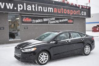 Used 2016 Ford Fusion SE NO ACCIDENTS / VERY CLEAN UNIT !! for sale in Saskatoon, SK