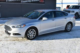 Used 2015 Ford Fusion POWER PASSENGER SEAT AND BACK UP CAMERA!! for sale in Saskatoon, SK