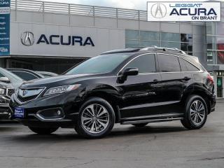 Used 2018 Acura RDX Elite ELITE | WARRANTYTO2023 | OFFLEASE | 1OWNER | for sale in Burlington, ON