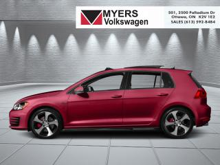 Used 2016 Volkswagen Golf GTI 5-Dr 2.0T Performance 6sp for sale in Kanata, ON