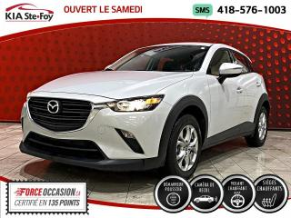 Used 2019 Mazda CX-3 *AWD *SIÈGES ET VOLANT CHAUFFANTS *A/C for sale in Québec, QC