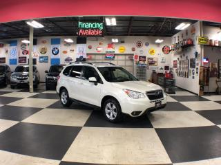 Used 2016 Subaru Forester 2.5i CON TOURING PKG AUT0 AWD H/SEATS REAR CAMERA 129K for sale in North York, ON