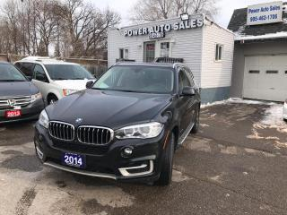 Used 2014 BMW X5 AWD 4dr xDrive35i for sale in Brampton, ON
