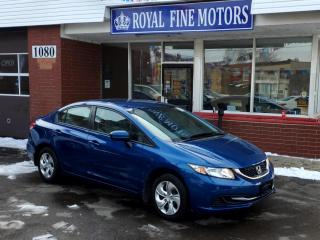 Used 2015 Honda Civic Sedan LXPlus,BackUpCamera,HeatedSeats,AllPowerOption,EcoMode,BluetoothAudio,ExtraClean,Warranty for sale in Toronto, ON