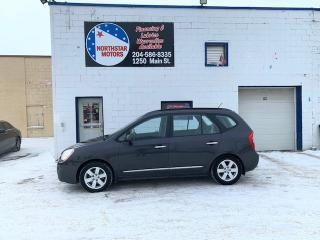 Used 2007 Kia Rondo EX for sale in Winnipeg, MB