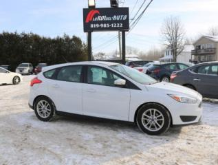 Used 2016 Ford Focus SE for sale in Thurso, QC