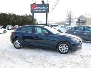 Used 2016 Mazda MAZDA3 GS for sale in Thurso, QC