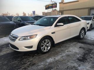 Used 2010 Ford Taurus SEL à vendre Cuir Toit Camera de Recul for sale in Laval, QC