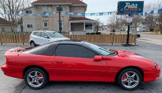 Used 2001 Chevrolet Camaro Z28 SS for sale in Dunnville, ON