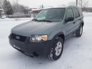 Used 2006 Ford Escape XLT for sale in Mascouche, QC