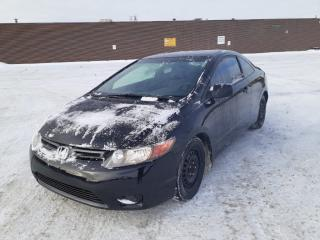 Used 2006 Honda Civic LX for sale in Mascouche, QC