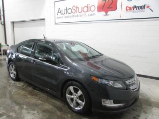 Used 2014 Chevrolet Volt HYBRID **MAGS**NAVI**PUSH START**SIEGES for sale in Mirabel, QC