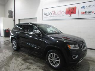 Used 2015 Jeep Grand Cherokee Limited **4X4**NAVI**CUIR**TOIT**PUSH ST for sale in Mirabel, QC