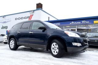 Used 2012 Chevrolet Traverse LS for sale in Aylmer, ON