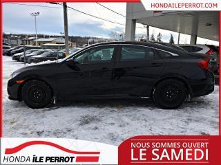 Used 2016 Honda Civic EX-T Jamais accidentée, un seul propriétaire for sale in Île-Perrot, QC