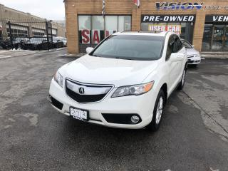 Used 2013 Acura RDX AWD 4dr Tech Pkg-NAVI-BACK UP CAMERA for sale in North York, ON