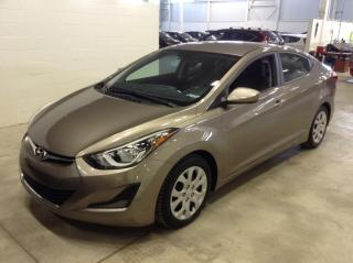 Used 2014 Hyundai Elantra GL + A/C + Vitres électriques for sale in Longueuil, QC