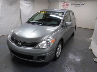 Used 2011 Nissan Versa 1,8 for sale in Ancienne Lorette, QC