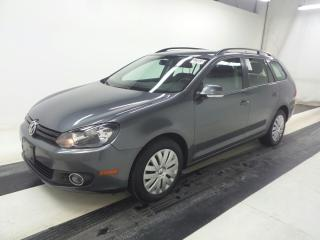 Used 2014 Volkswagen Golf Wagon TDI WAGON   ONE OWNER   LOW KMS   46,000KMS ONLY for sale in Burlington, ON