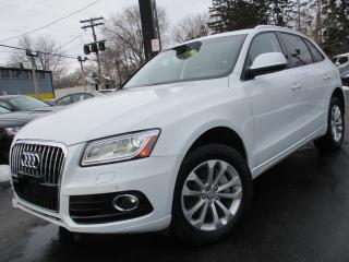 Used 2014 Audi Q5 TDI TECHNIK|NAVIGATION|LOW KMS|ONE OWNER|34KM for sale in Burlington, ON