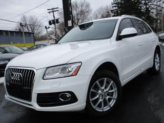 Used 2014 Audi Q5 TDI PROGRESSIV|ONE OWNER|65,000KMS ONLY !!! for sale in Burlington, ON